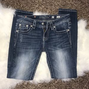 Miss Me Jeans Signature Skinny Size 27